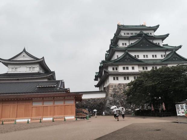 名古屋城 二期工事