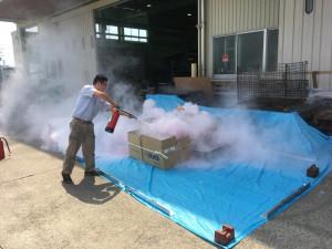 火災訓練3