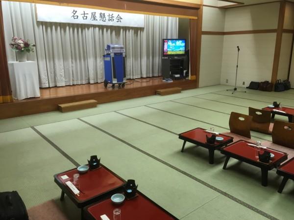 宴会場の畳1