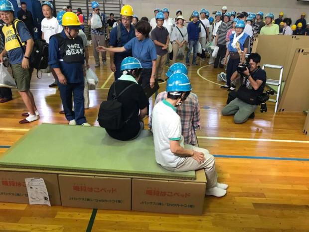 名古屋市防災訓練6